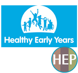 Healthy Early Years Awards